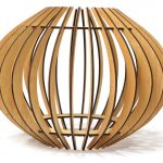 Hokianga Lampshade - Birch Wood